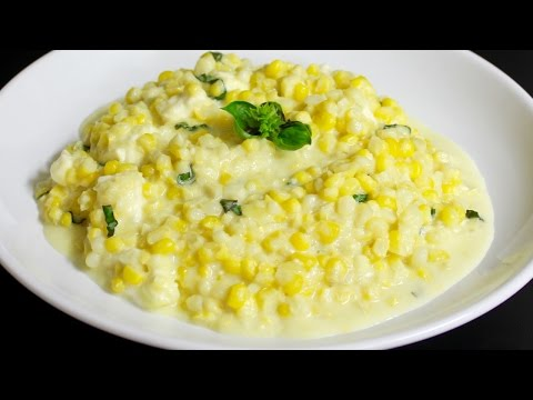 Homemade Creamed Corn with Michael's Home Cooking
