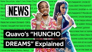 "Quavo's ""HUNCHO DREAMS"" Explained 