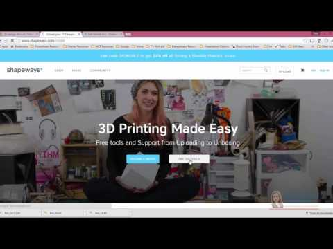 12 (of 13) - How to Prep your 3D Design for Printing