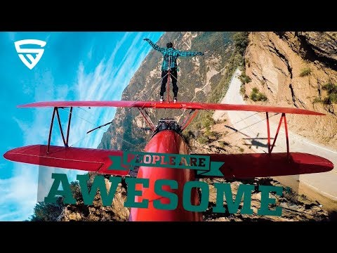 PEOPLE ARE AWESOME PILOTS 2018