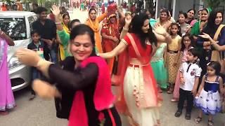 शादी मे भांगड़ा डांस#BHANGRA DANCE IN MARRIAGE