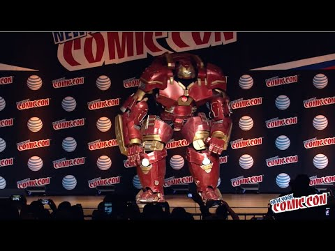 New York Comic Con 2015 Eastern Championships of Cosplay