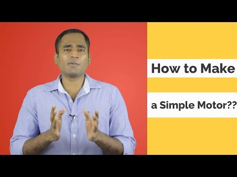 How to Make a Simple Motor??