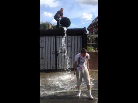 Mega ice bucket challenge