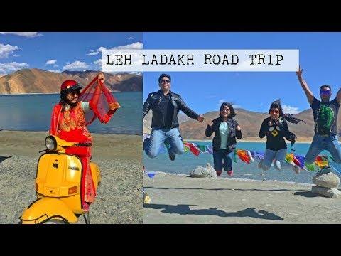 LEH LADAKH Road Trip | Manali to Leh road trip | Delhi to Leh | Cheapest travel route Summer India