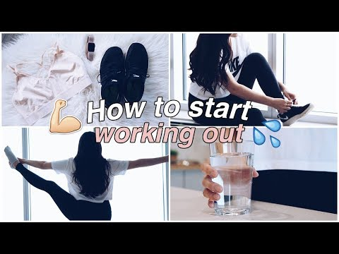 How To Start Working Out (Motivation For Beginners)