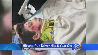 Boy With Autism Victim In Camarillo Hit-And-Run