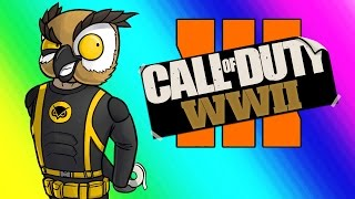 Call of Duty WWII Zombies - WW2 Teleporting Ninja Samurai! (Totally Legit Clickbait)