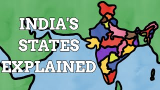 How Did The States Of India Get Their Names?