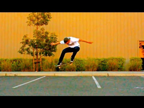 OLLIE WHILE MOVING SKATE SUPPORT