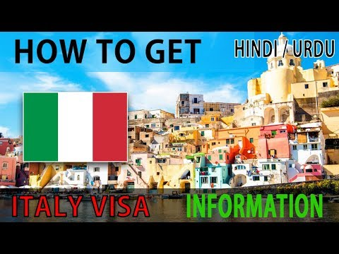Italy Tourist Visa Without Any Consultant - Hindi / Urdu