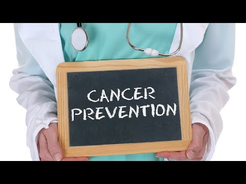 2 Main Keys to Cancer Prevention