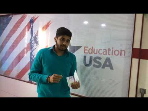 USA STUDENT VISA APPROVED - Prince - ESM CONSULTANTS CHANDIGARH