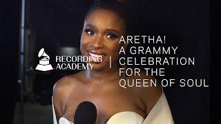 Jennifer Hudson Honors Aretha Franklin With Medley