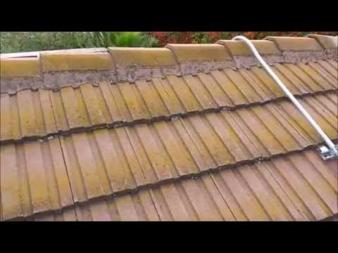 SoftWash Tile Roof Cleaning Service in San Jose CA