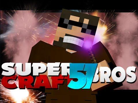 Minecraft SuperCraft Bros 57 - WIZARD