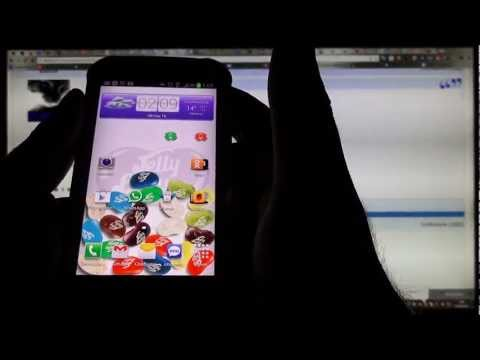 Прошивка Android 4.1.1 Jelly Bean Galaxy S3 + Root