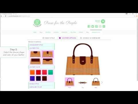 Design Your Own Handbag II