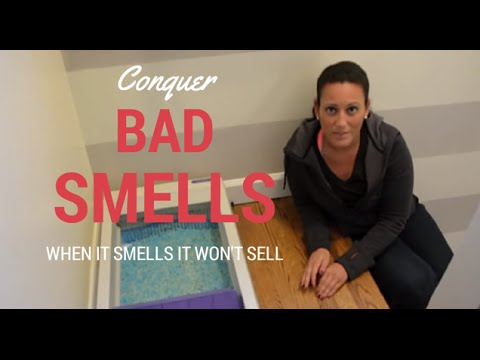 Home Staging House Smells