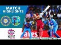 Simmons Russell Upset Hosts India Vs West Indies ICC Mens WT20 Semi Final 2016 Highlights