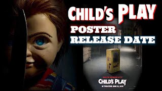 Download Child's Play Remake UPDATE Poster & Release Date Video