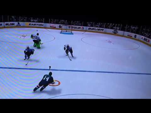NHL 14 EASHL AGGRESSIVE GOALIE NHL 15 ?