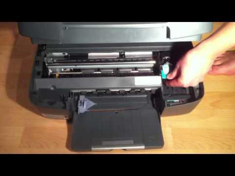Changer cartouche d'imprimante HP photosmart - Recharger encre
