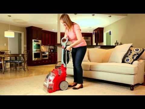 Rug Doctor Deep Carpet Cleaner - Quick Start Guide