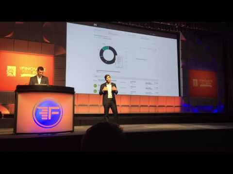 M1 Finance officially launched at FinovateFall 2016