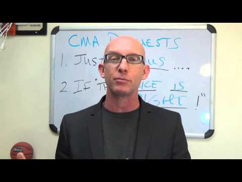 How to Prospect for Sellers with a Free CMA - KEVIN WARD