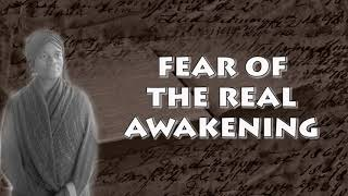 Some Gentiles fear the real awakening and deflect to the negative only
