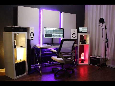 How To Build A Home Studio