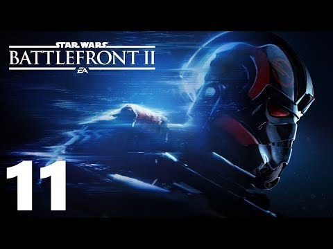 Star Wars Battlefront 2 Campaign Walkthrough Ep 11 No Commentary 1080p HD