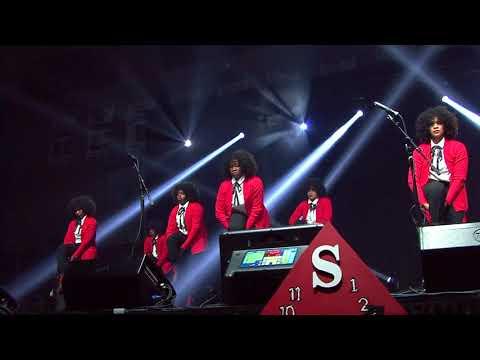 NCCU Homecoming Step Show 2017- Delta Sigma Theta Sorority Incorporated