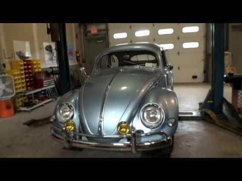 The Classic VW Beetle Bug Choosing Vintage Paint Color for Vintage Volkswagen