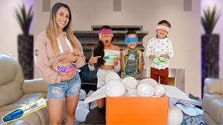 BABY ANNOUNCEMENT!! Best Reaction EVER | Familia Diamond