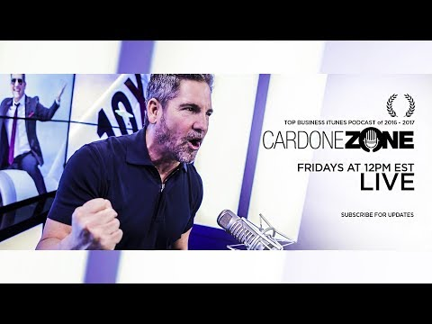 How to Double Money: Cardone Zone Live at 12PM EST