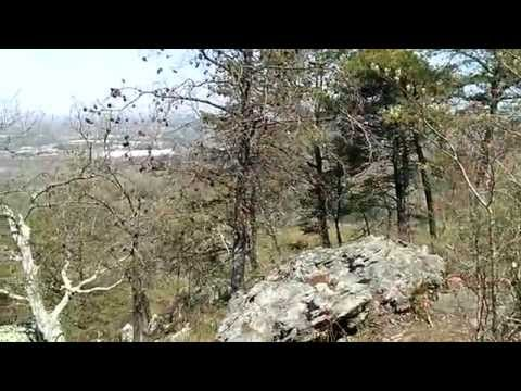 Crowders Mountain NC Hiking