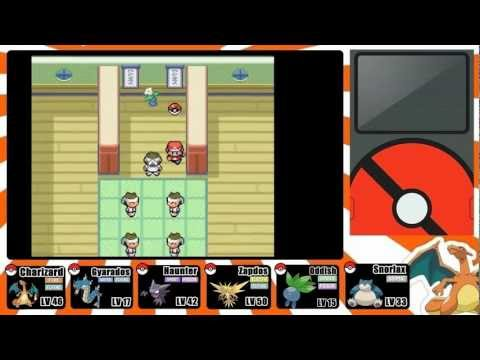 Pokemon FireRed and LeafGreen Walkthrough: Part 28 - The Fighting Dojo!
