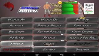 Wrestling revolution 3d apk mod | Wrestling Revolution 3D v1