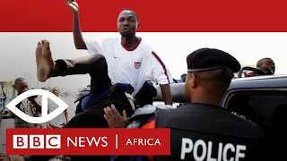 La Lucha: Fighting for a better DR Congo - BBC Africa Eye