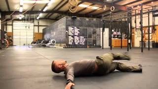 90:90 Hip Mobility + FRC Isometric Contractions (PAILS and