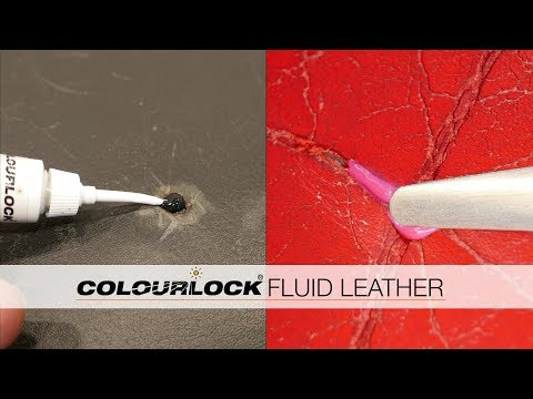 HOW TO REPAIR TEARS AND CRACKS IN LEATHER – FLUID LEATHER