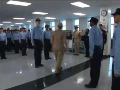 U.S. Navy Boot Camp - Updated Basic Training Information - 2012-2013 - pt 1