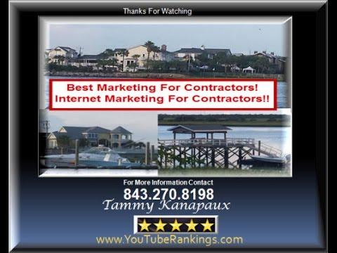 Internet Marketing For Contractors   Marketing For Contractors Charleston SC