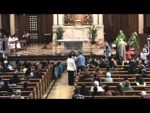 Gospel Dramatization-Our Lady of Good Counsel, Aurora, IL - 10/7/2012