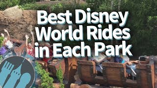 Best Disney World Rides in Each Park — And Future Rides Coming Soon!