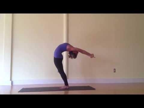 Yoga Tutorial: Back Bending
