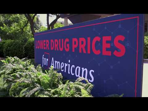 President Trump Delivers Remarks on Lowering Drug Prices