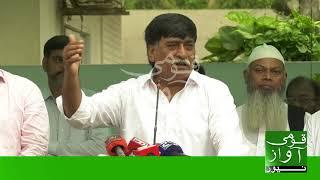 Muhajir Qaumi Movement-Haqiqi (MQM-H) chief Afaq Ahmed has retracted his resignation
